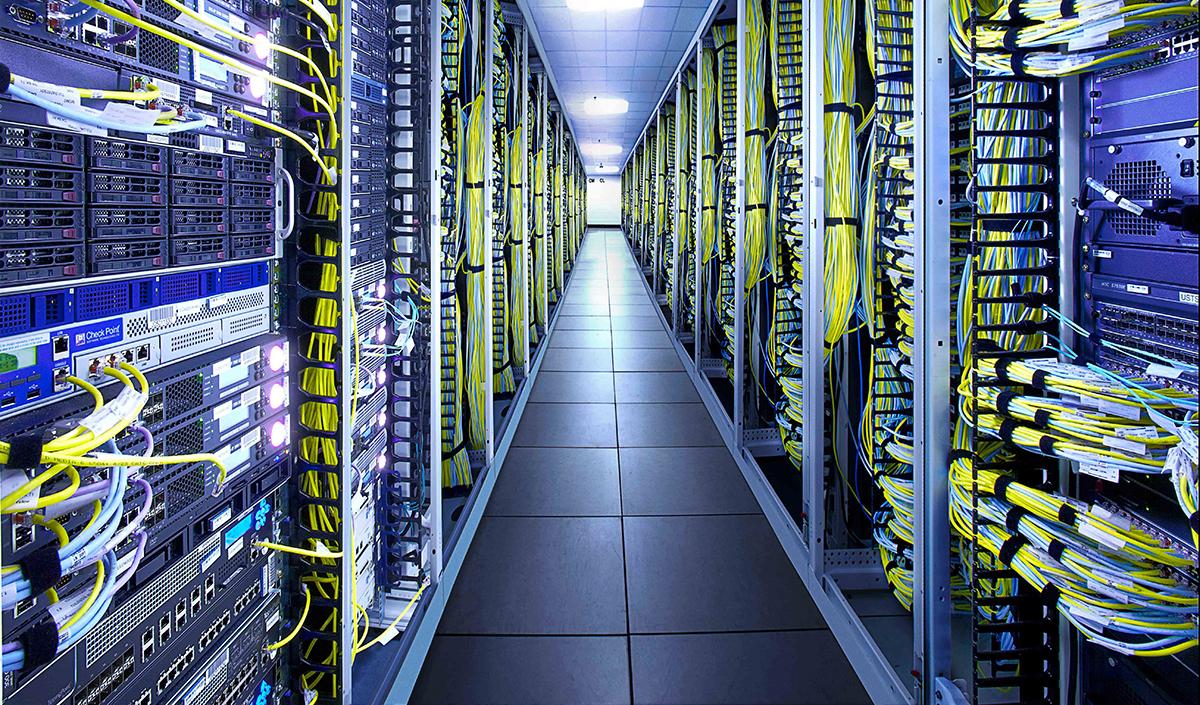 дата-центр в москве